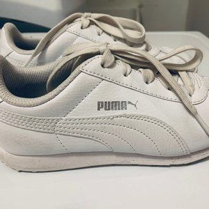 Puma Turino Leather Youth Sneakers
